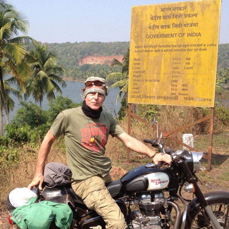 Torsten Schlüter, Indien, 2015