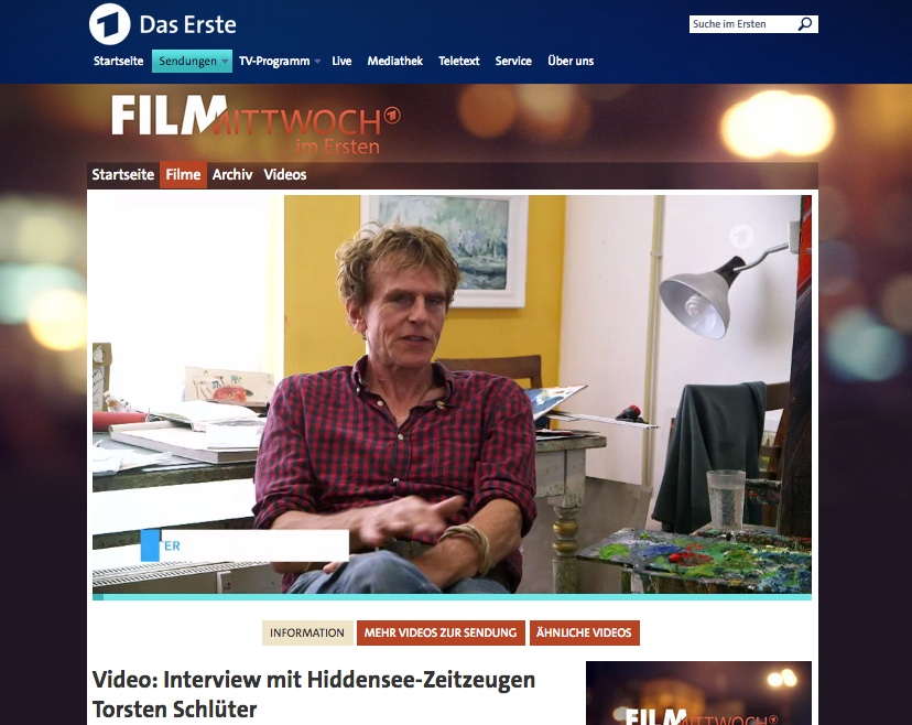Link zum ARD-Interview