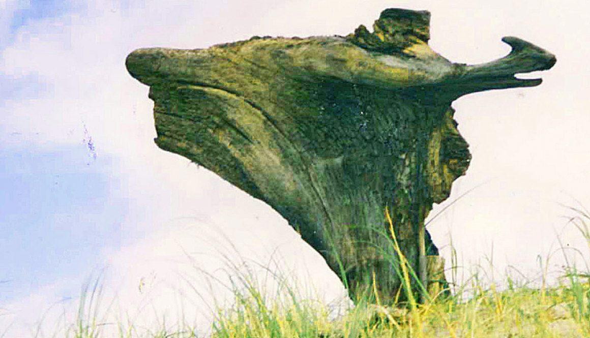 """Torsten Schlüter, """"Minotaurus"""", 2001, 60x60cm"""