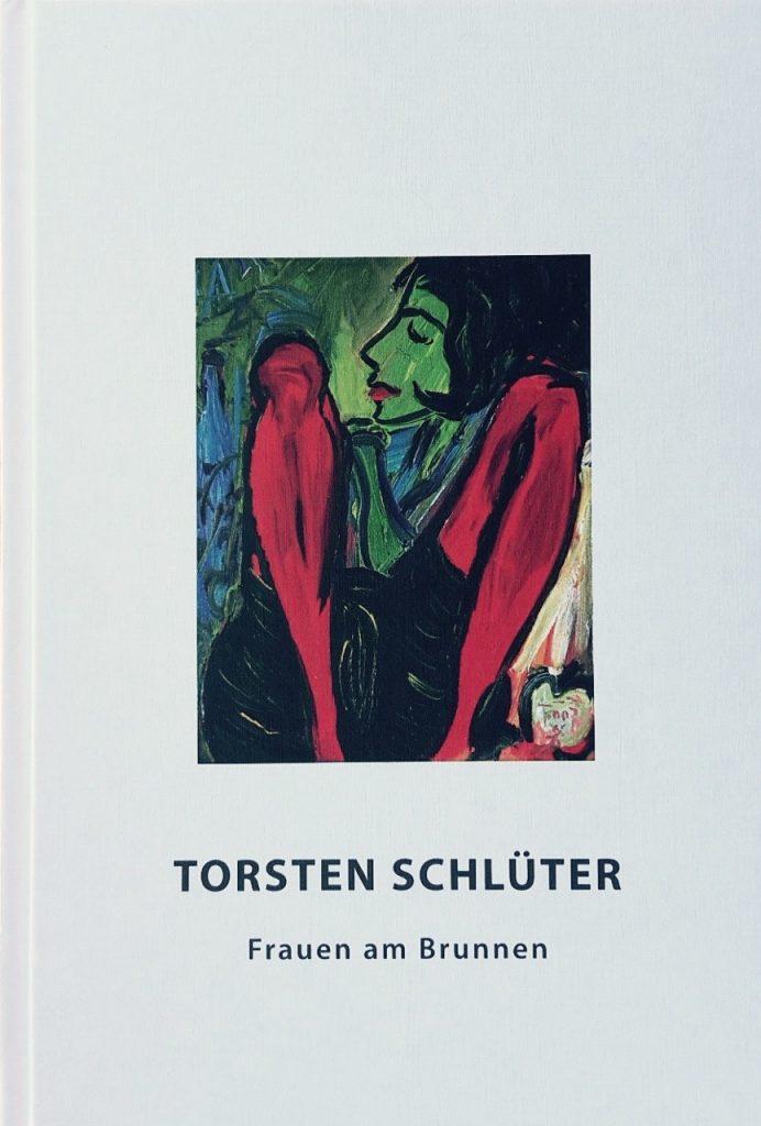 """Torsten Schlüter, Künstlerbuch und Katalog """"Frauen am Brunnen"""", 2008"""