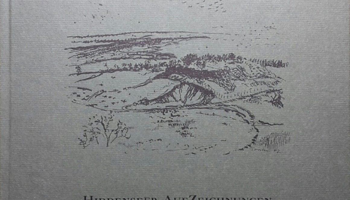 """Torsten Schlüter, Künstlerbuch """"Hiddenseer Aufzeichnungen"""", 1997,"""