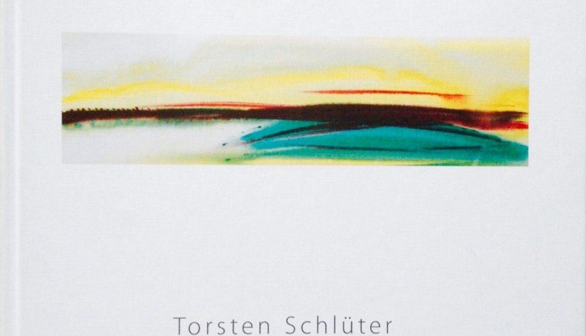 """Torsten Schlüter, Künstlerbuch """"NORDLICHTER III, Konturen"""", 2013"""