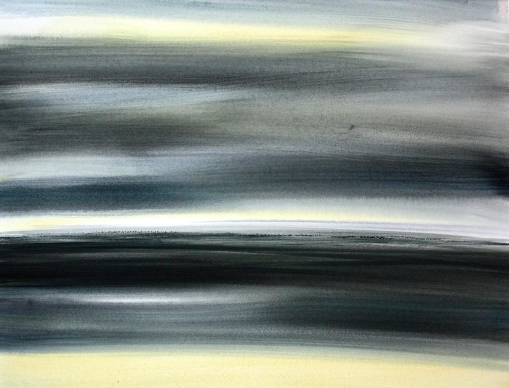 2016, Aquarell, 50x65 cm