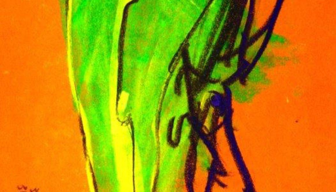 Grüner Rücken,2007, Die Hoffnung hockt im Reisfeld
